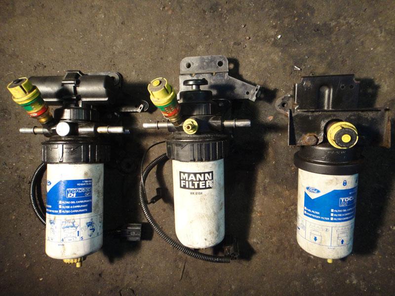 Топливный фильтр на транзите фото фото 220-342
